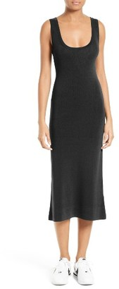 Women's A.l.c. Kaius Knit Midi Dress $265 thestylecure.com