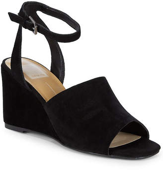 Dolce Vita Kalie Leather Wedge Sandal