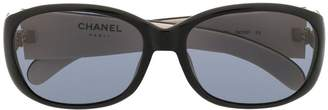 Chanel Pre-Owned 1990s square frame sunglasses