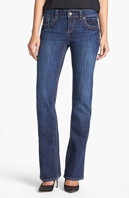 Women's Kut From The Kloth 'Natalie' Bootcut Jeans $89 thestylecure.com