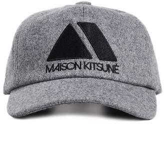 MAISON KITSUNÉ Triangle Cap