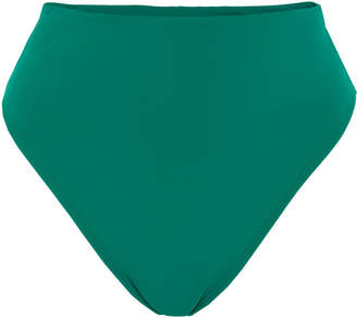 Cushnie High-Rise Bikini Bottoms