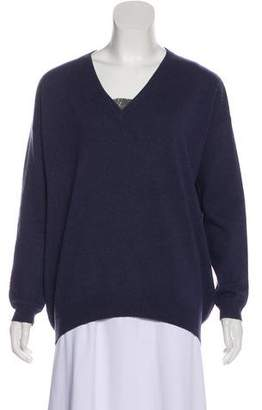 Brunello Cucinelli Cashmere Monili Sweater