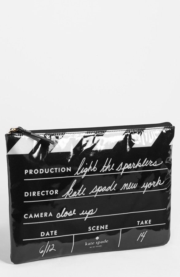 Kate Spade 'cinema City - Gia' Pouch