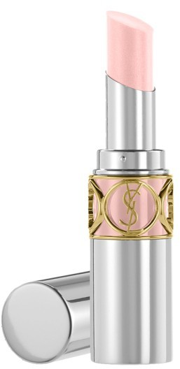 Yves Saint Laurent 'Rouge Volupte Sheer Candy' Glossy Lip Balm - 002 Dewy Papaya