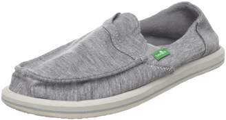 Sanuk Women's Pick Pocket Fleece Slip-On Shoe