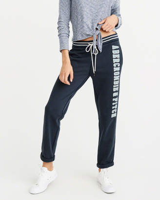 Abercrombie & Fitch Rolled Hem Sweatpants