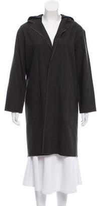Ralph Lauren Hooded Wool Coat
