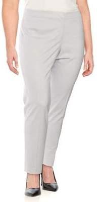 Lafayette 148 New York Zippered Bleecker Pants