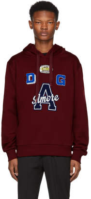 Dolce & Gabbana Red A Amore Hoodie