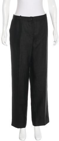 ChanelChanel Cashmere Blend Wide-Leg Pants