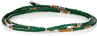 M. Cohen Men's Beaded Necklace