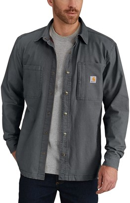 Carhartt Rugged Flex Rigby Shirt Jacket - Men's