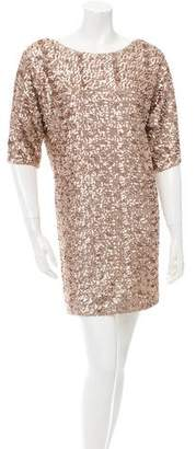 Rachel Zoe Sequined Mini Dress w/ Tags