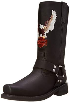 Harley-Davidson Men's Darren Motorcycle Harness Boot
