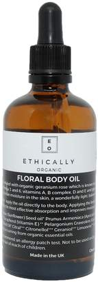 Ethically Organic - Floral Body Oil