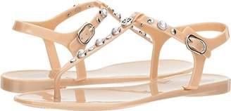 GUESS Women's janaye Flat Sandal