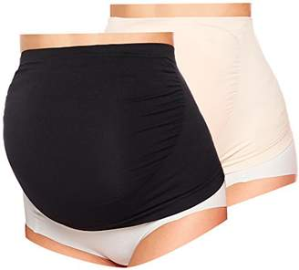 Abie Maternity 2Pack Support Belly Band