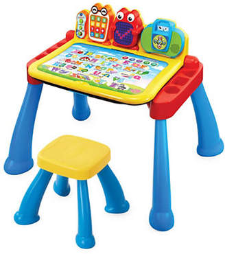 Vtech Touch & Learn Activity Desk Deluxe (English Version)