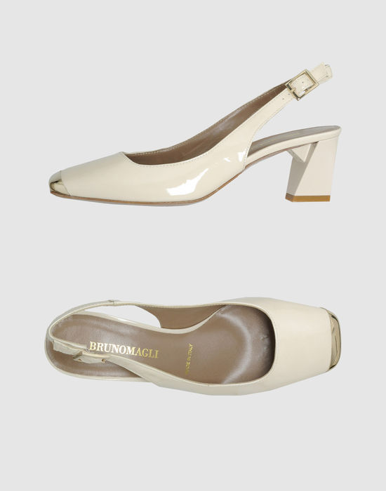 BRUNO MAGLI Slingbacks