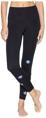 Onzie Foil Leggings Women's Casual Pants