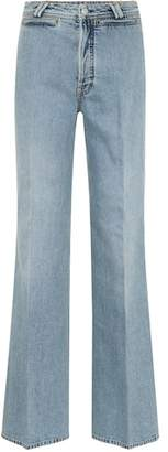 Acne Studios Tiffan flared jeans