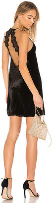 CAMI NYC The Soho Velvet Dress