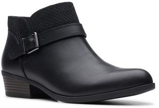 Clarks Addiy Sharilyn Ankle Boot - Wide Width Available