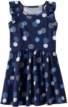 Toddler Girl Jumping Beans® Print Ruffle Dress $20 thestylecure.com