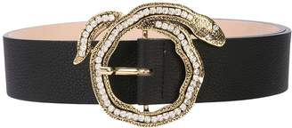 B-Low the Belt crystal embellished belt