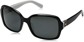 Kate Spade Women's Annora/Ps Polarized Rectangular Sunglasses