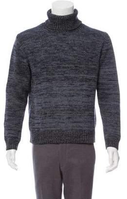 Etro Turtleneck Knit Sweater