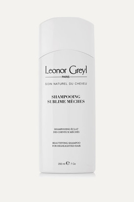Leonor Greyl Beautifying Shampoo For Highlighted Hair, 200ml - one size