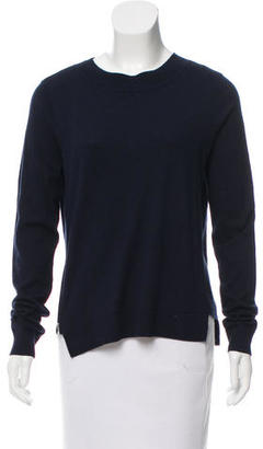 Whistles Wool-Blend Crew Neck Sweater w/ Tags $65 thestylecure.com