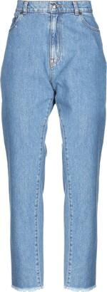 Magda Butrym Denim pants - Item 42753836VD