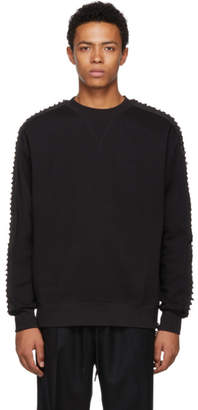 Diesel Black S-Marty Sweatshirt