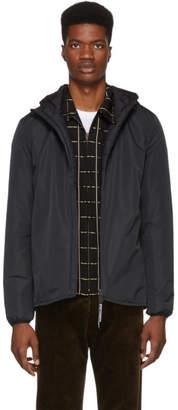 Stutterheim Black Grevie Liner Jacket