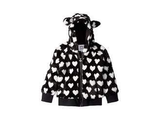 Appaman Kids Extra Soft Faux Fur Luna Hoodie Jacket (Toddler/Little Kids/Big Kids)