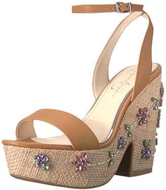 Jessica Simpson Women's Cressia Heeled Sandal