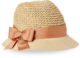 Cloche Kathy Jeanne Bow Paper