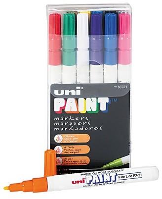Mr. Sketch Sanford®; uni-Paint Markers, Fine Point, Assorted, 12/Set $31.99 thestylecure.com