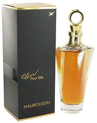 Mauboussin L'Elixir Pour Elle by Eau De Parfum Spray 3.4 oz
