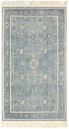 French Connenction Versailles Vegtebale Dye Rug - 26in x 45in