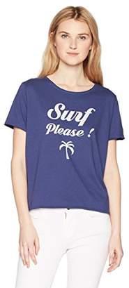 Roxy Junior's Pop Surf T-Shirt
