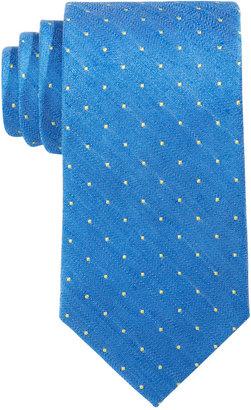 Lauren Ralph Lauren Men's Royal Pindot Tie $65 thestylecure.com