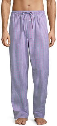 STAFFORD Stafford Men's Poplin Pajama Pants - Big and Tall