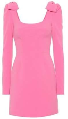Rebecca Vallance Love crêpe minidress