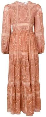 Zimmermann long printed dress