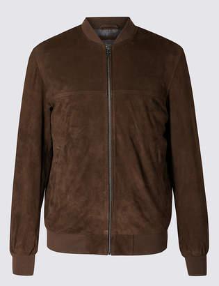 Marks and Spencer Suede Jacket