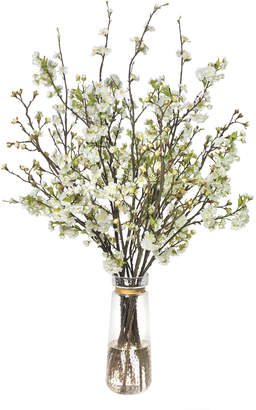 Diane James Mixed Blossom Branches Floral Arrangement